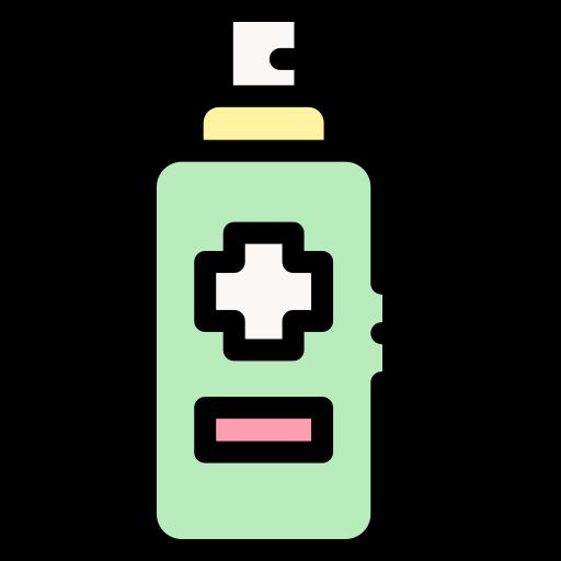 定期的な店内・備品の消毒作業