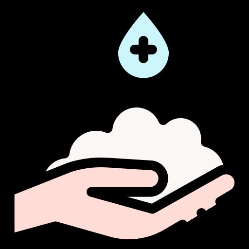 手洗い・うがい・手指の消毒の徹底